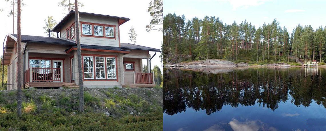 Teerenpeli cabin