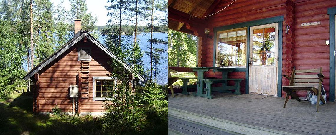 Telkänkolo cabin